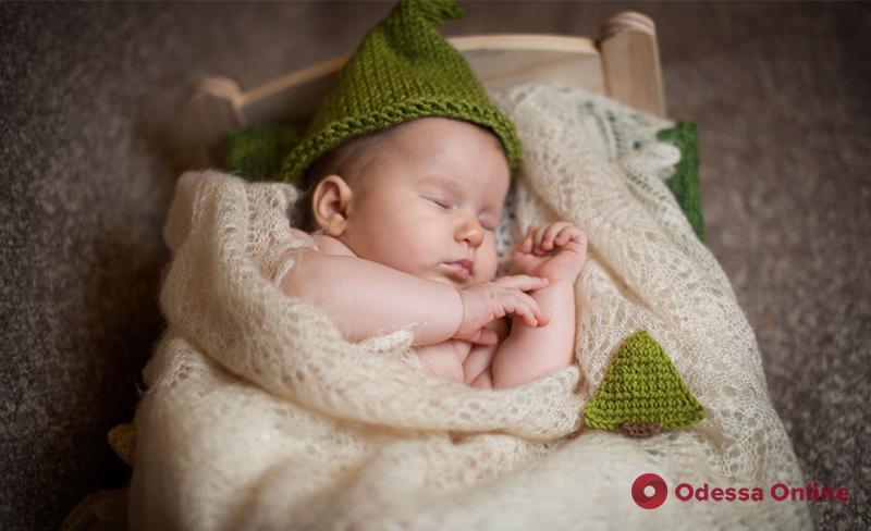 На прошлой неделе в Одессе родились 162 малыша