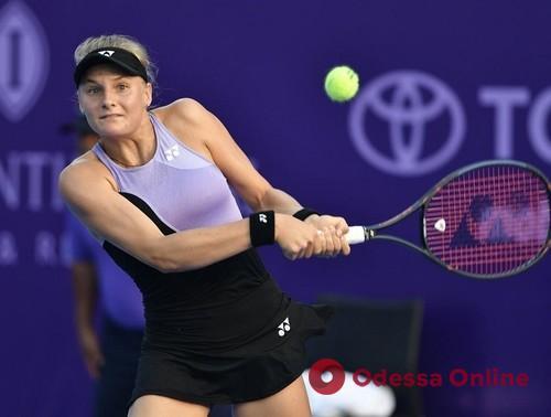 Теннис: одесситка выходит в финал турнира в Таиланде