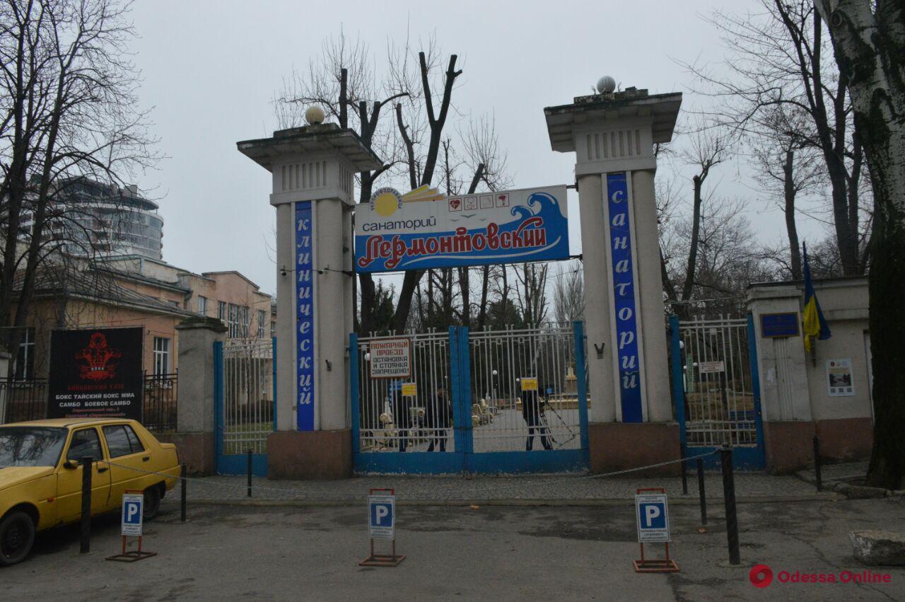 Представитель Минобороны рассказал о ситуации в санатории «Лермонтовский»