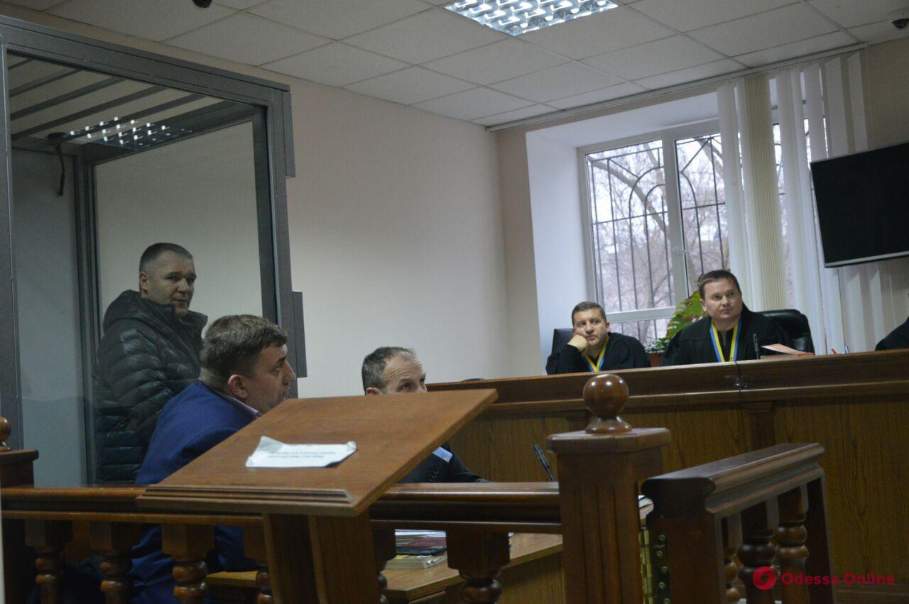 Дело Панченко: одесского экс-милиционера оставили в СИЗО