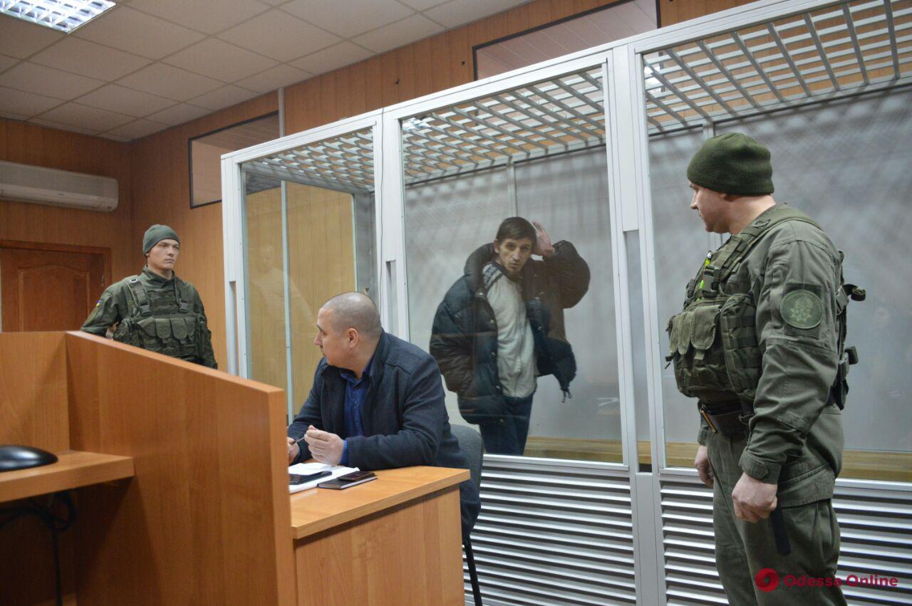 Убийство в Одесском СИЗО: Чемериз грозился вскрыть себе вены