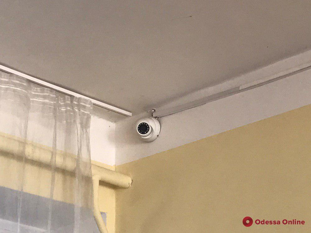 Одесса: в детском реабилитационном центре опровергают обвинения о видеокамерах в душевых и туалетах