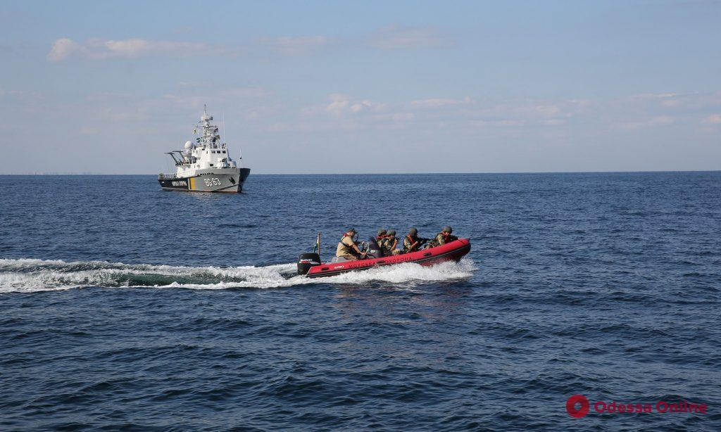 В Одессе подготовились к военно-морским учениям «Си Бриз-2019»