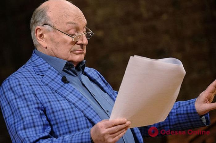 Михаил Жванецкий: «Мне дали орден за мои рассказы об Одессе»