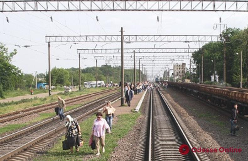 Восемь человек погибли на Одесской железной дороге с начала этого года