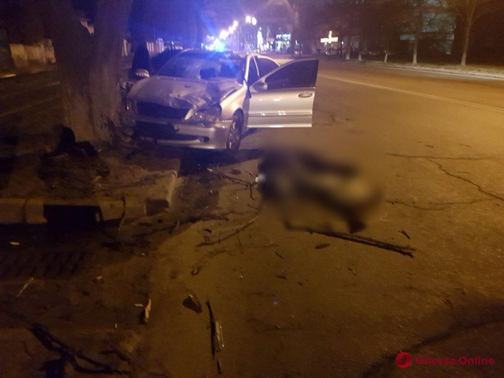 Смертельное ДТП на Люстдорфской дороге (осторожно, фото)