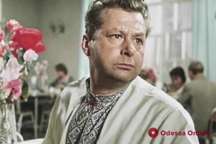 В Одессе увековечат память выдающегося актера театра и кино
