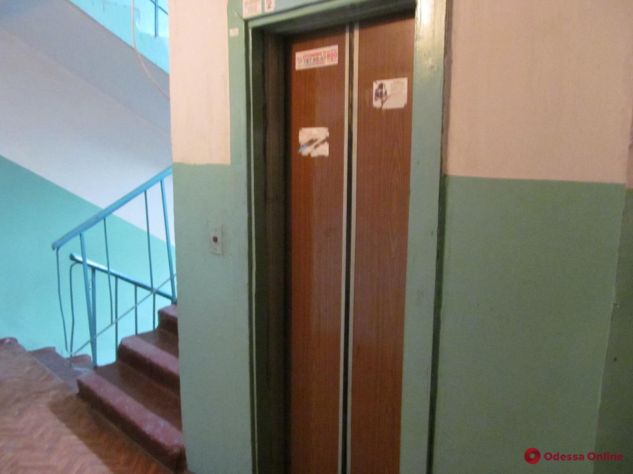 В Одессе за год отремонтируют полторы тысячи лифтов