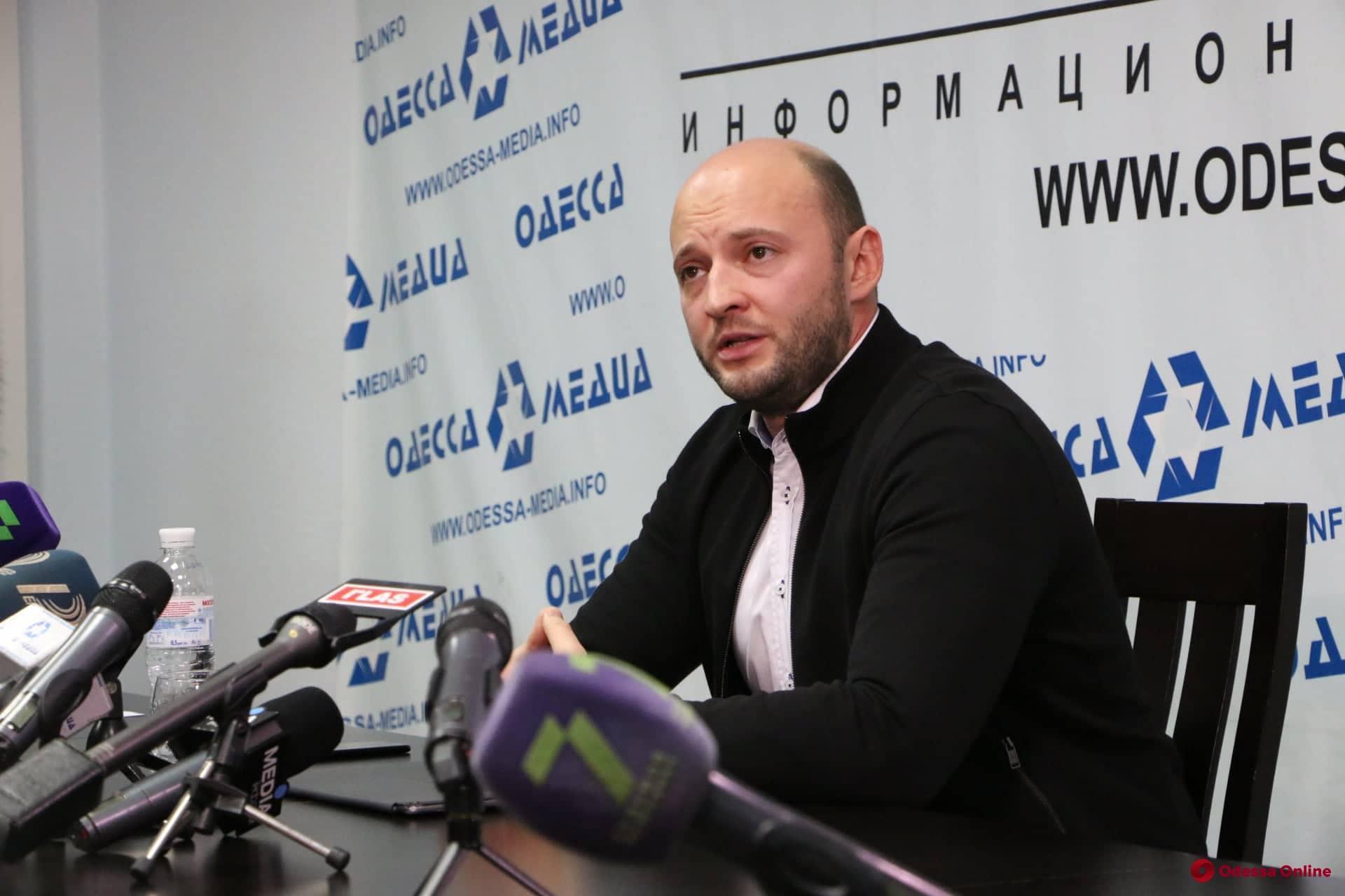 Одесский застройщик подал в суд на активиста за оскорбление