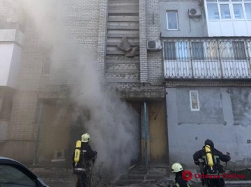 Одесситов просят помочь семье погорельцев c Черемушек