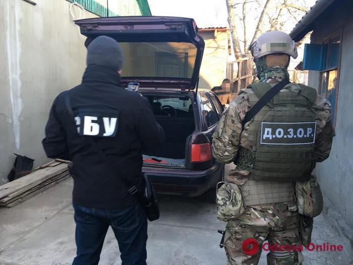 В Одесской области блокировали канал поставки контрабандных сигарет