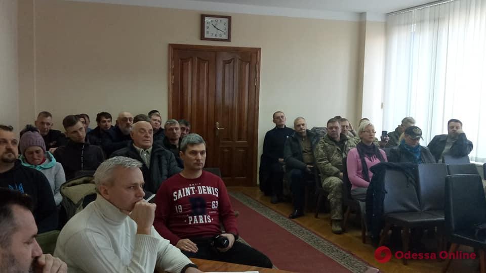 В Совет ветеранов Украины избрали представителя от Одесской области