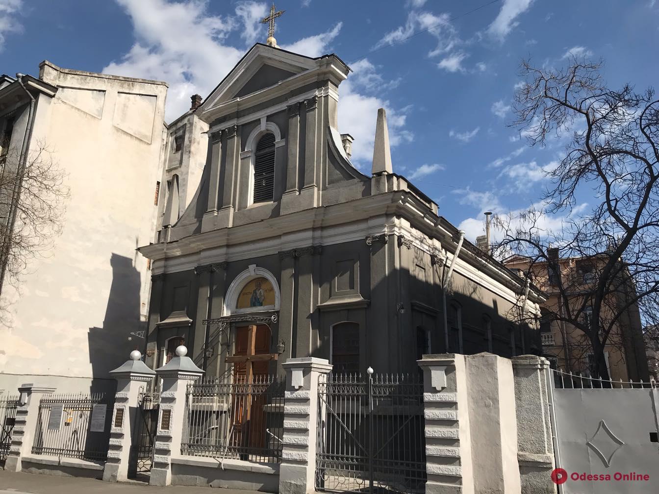 Одесский костел получил титул малой базилики