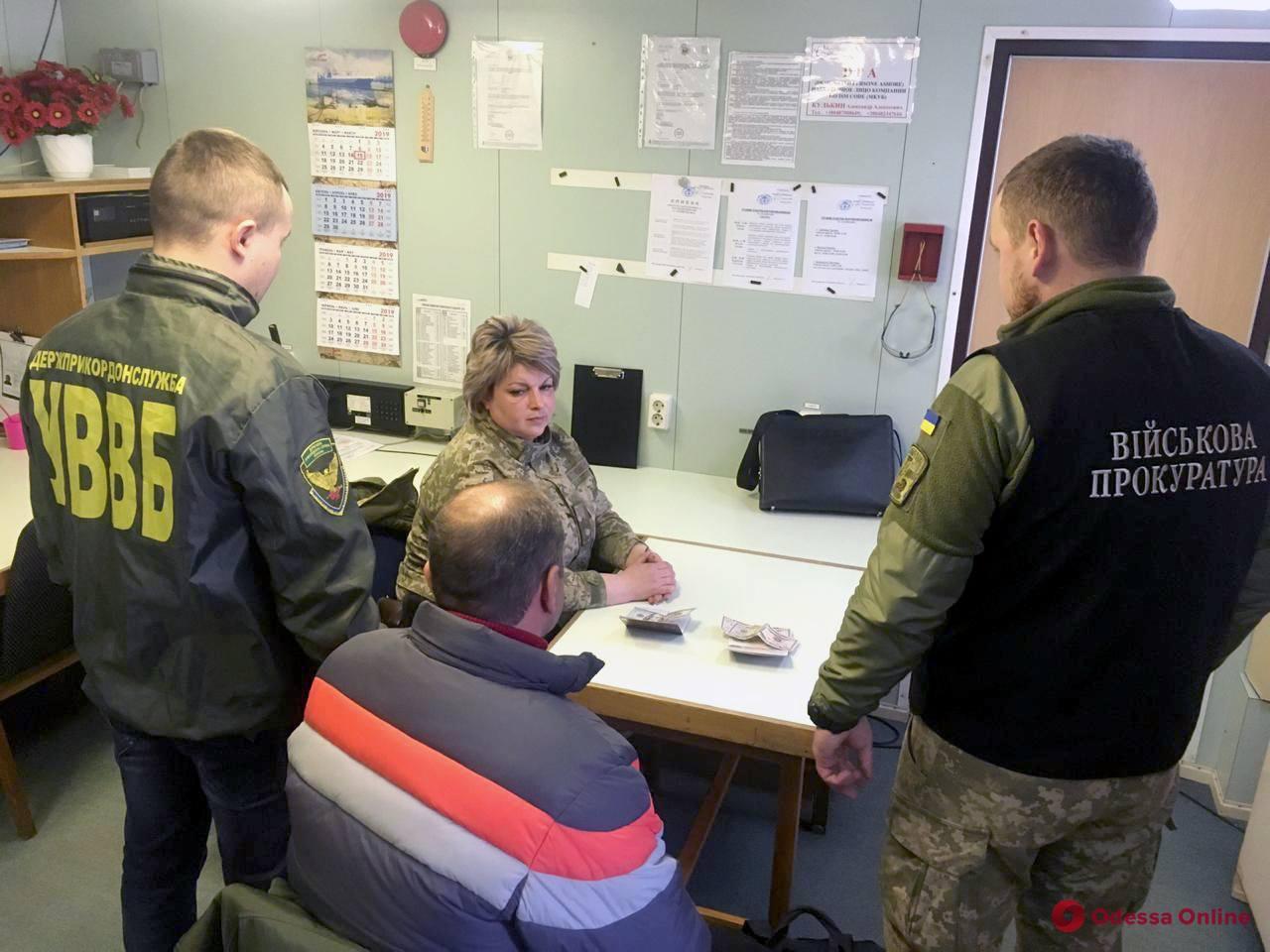 В Одесской области иностранцы предлагали взятку пограничникам