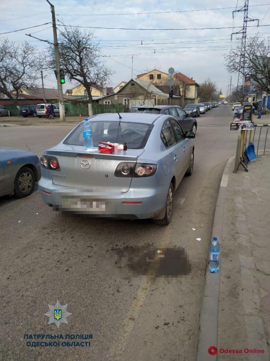 В Одессе конфликт водителей на дороге закончился поножовщиной