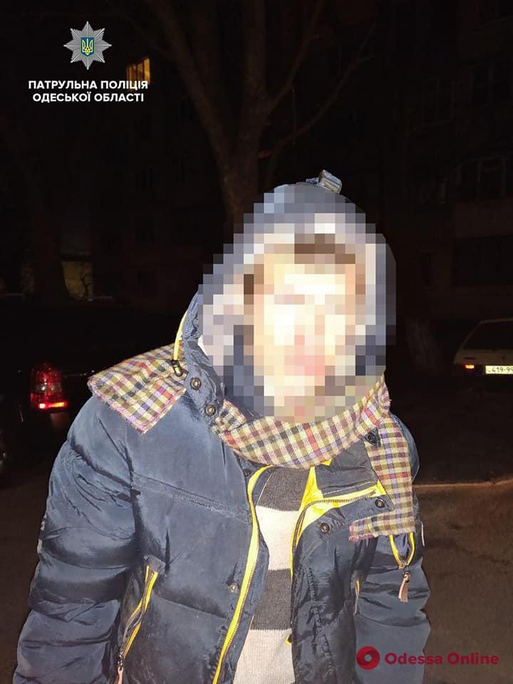 В Одессе поймали на горячем автовора