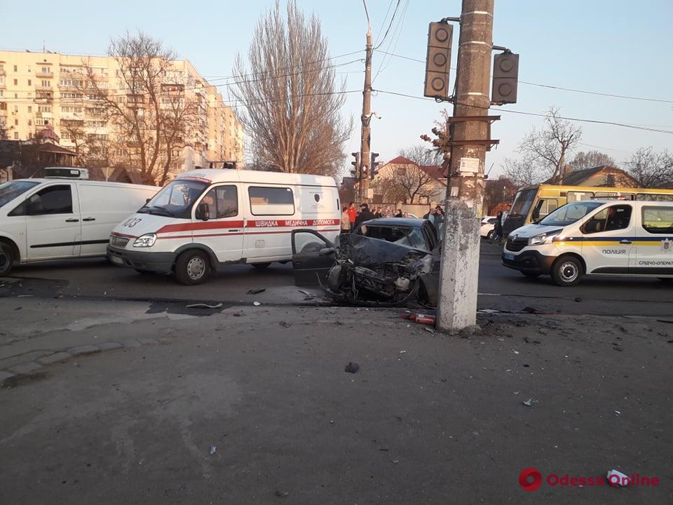 В Одессе будут судить виновника ДТП, в котором погиб нацгвардеец