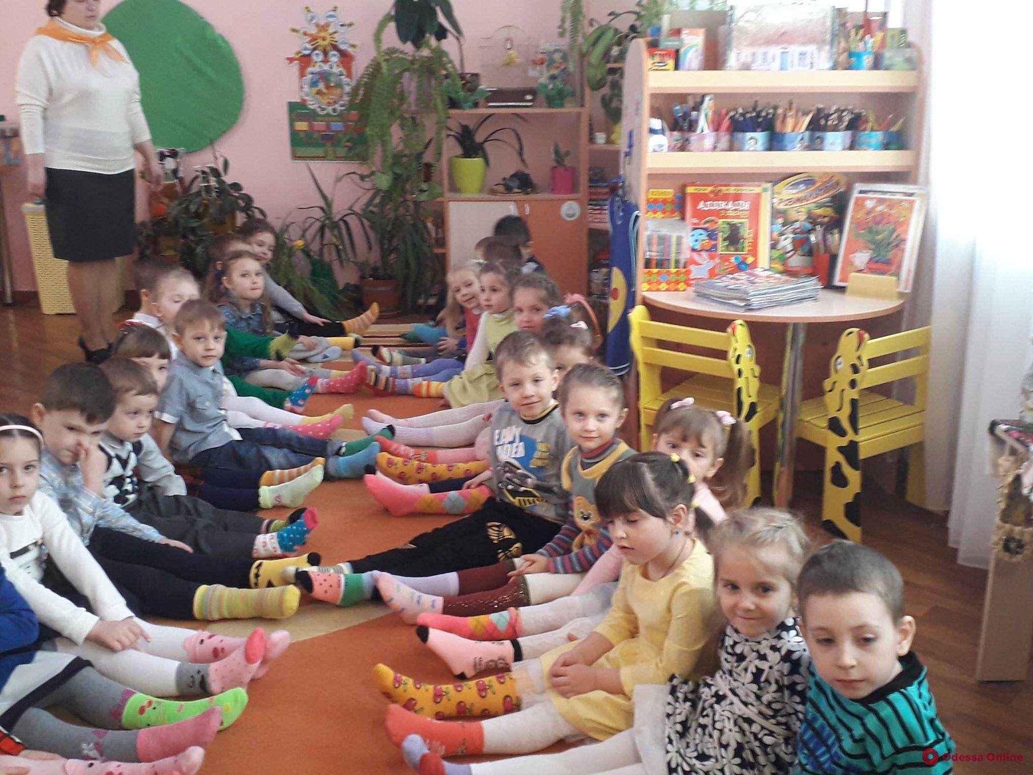 В Одессе «заминировали» детский сад
