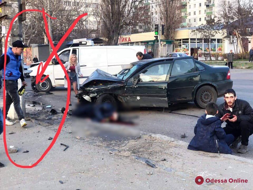 Одесса: дело об избиении пострадавших в ДТП нацгвардейцев передано в суд