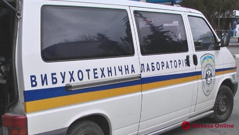 В Одессе ищут бомбы в нескольких жилых домах, торговых центрах и больницах