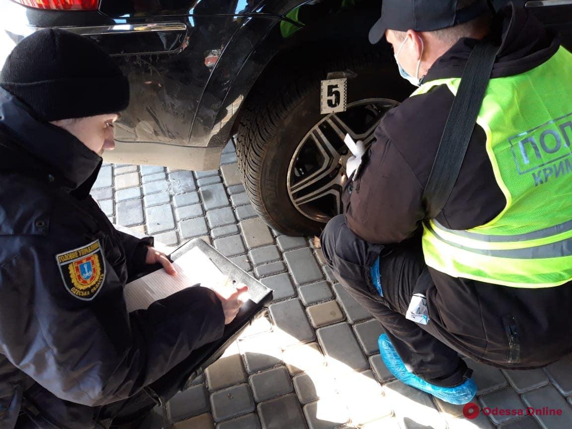 Операция «Сирена» в Одесской области: полиция задержала одного из грабителей