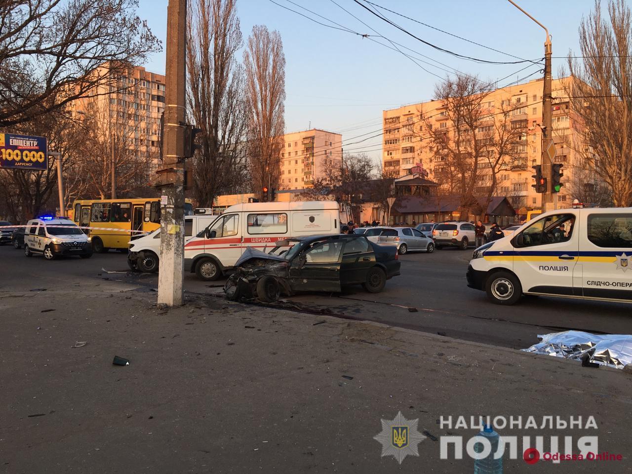 Виновник смертельного ДТП на поселке Котовского взят под стражу