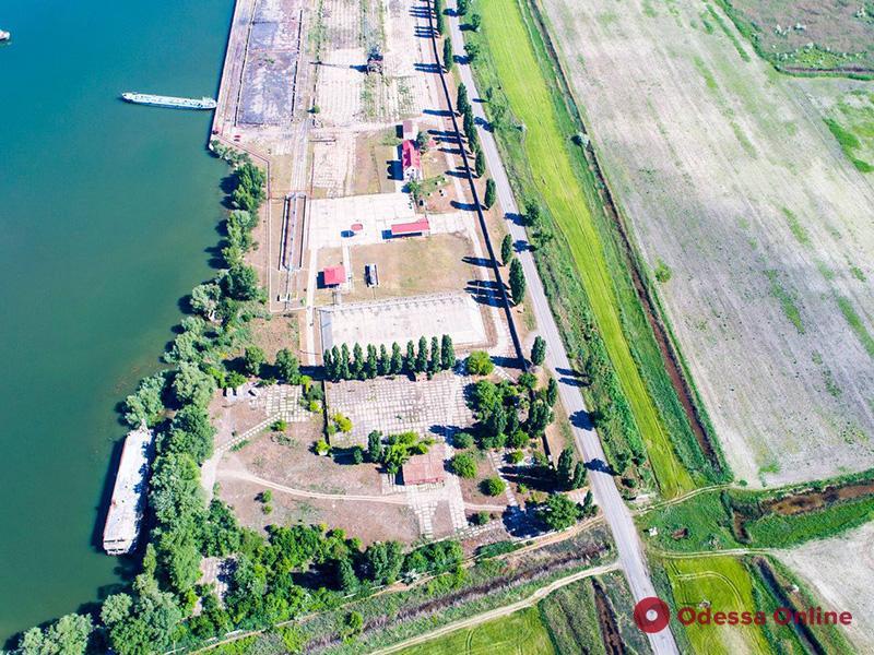 АМПУ собирается строить новый терминал в Ренийском порту