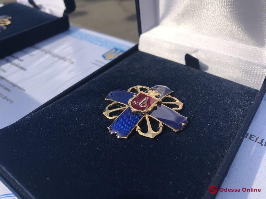 В Одессе стало на 33 военных моряка больше (фото, видео)