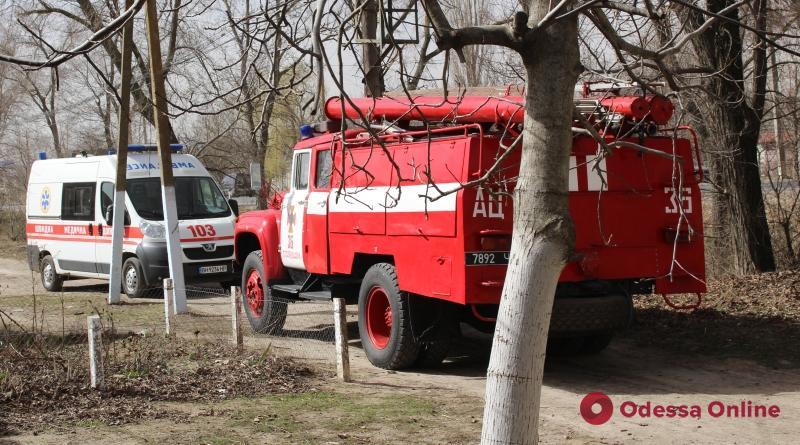Жителя Одесской области «зажевало» в мотоблок