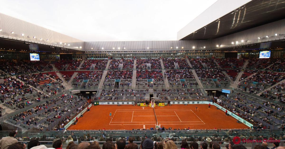 Теннис: две уроженки Одессы сыграют в супертурнире в Мадриде