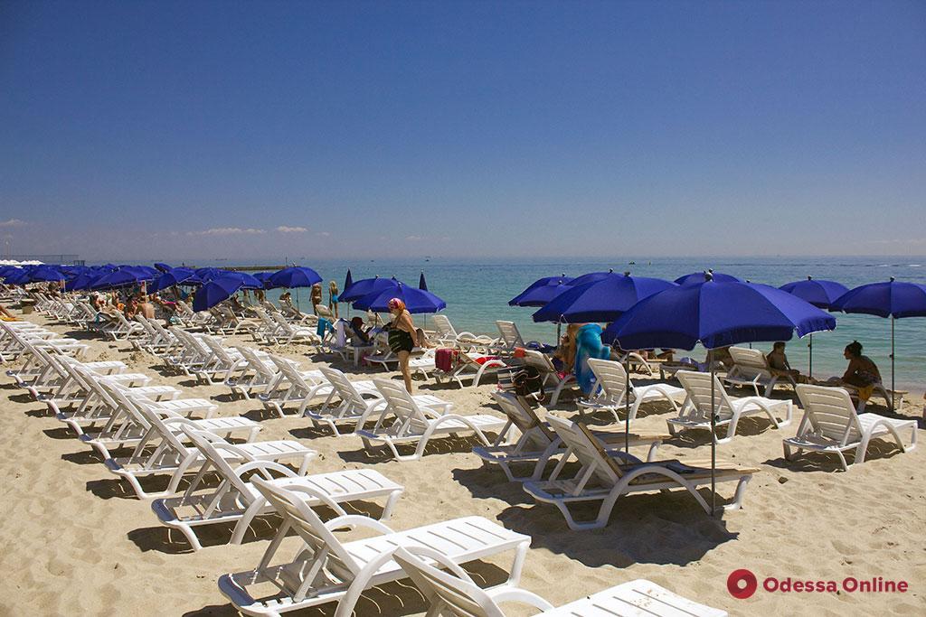 Искусственные пляжи Одессы планируют сдать в аренду