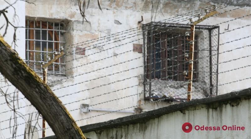 В Одесской области арестант напал на сотрудника СИЗО