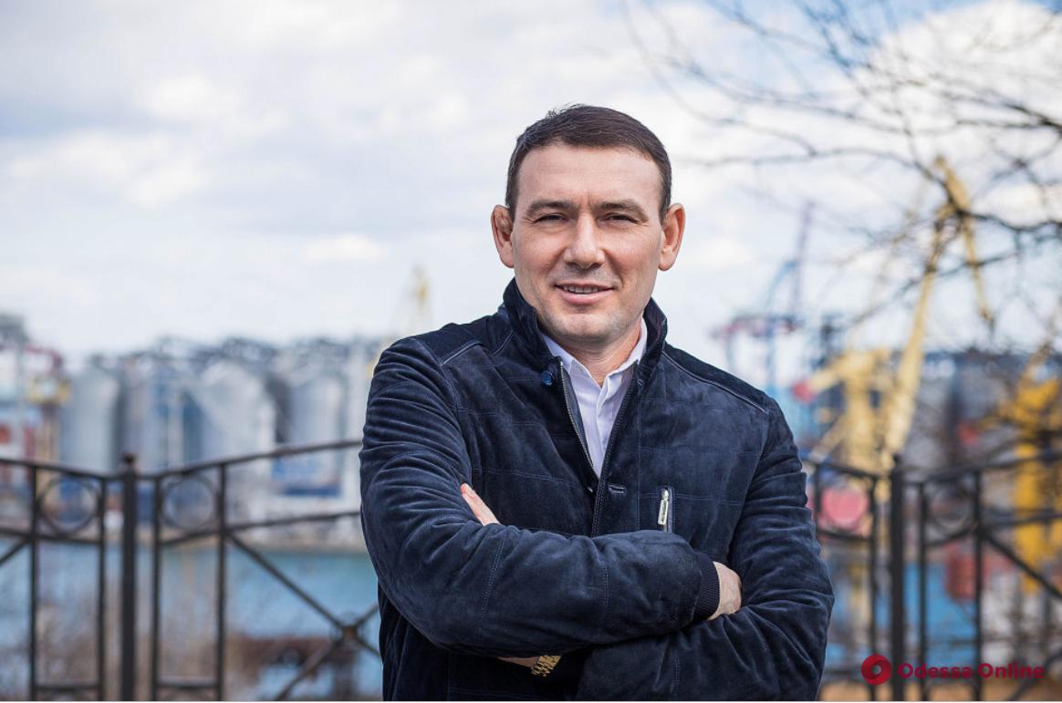 Зеленский отстранил и.о. губернатора и уволил главного одесского СБУшника