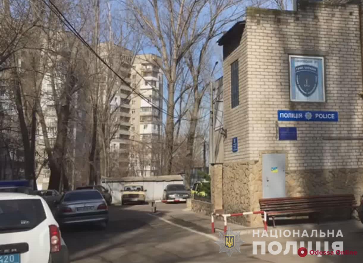 На поселке Котовского разбойник напал на кредитное учреждение