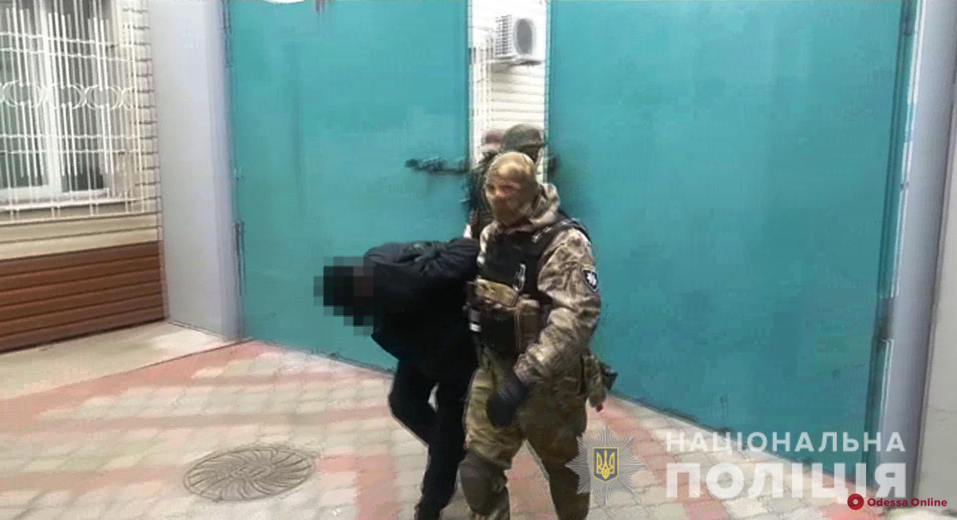 На «7-ом километре» одессит ограбил иностранца