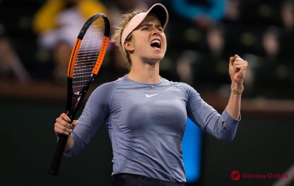 Теннис: уроженка Одессы пробилась на Итоговый турнир WTA без поездки в Москву