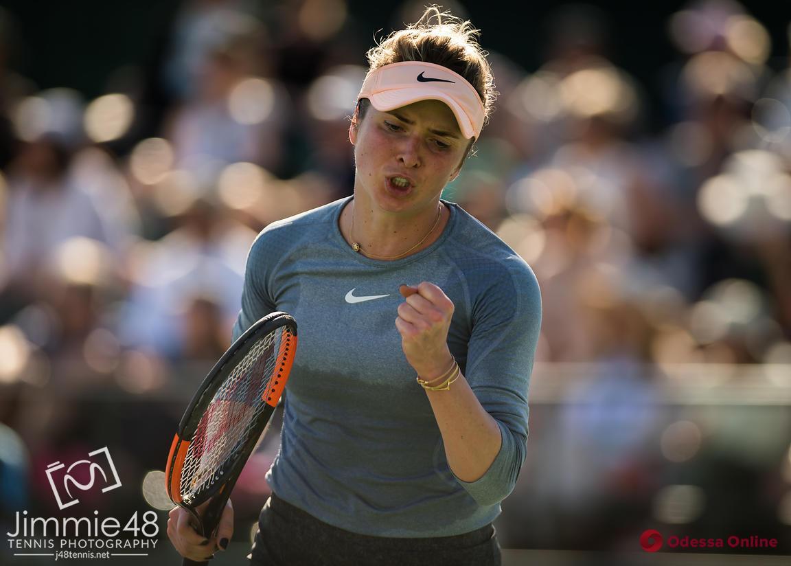 Теннис: уроженка Одессы – в полуфинале престижного турнира в США