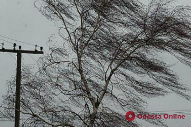 Одесса: синоптики предупреждают об усилении ветра