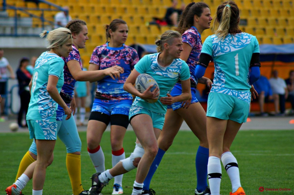 Регби: в украинской женской Суперлиге наш город представит сборная Одессы