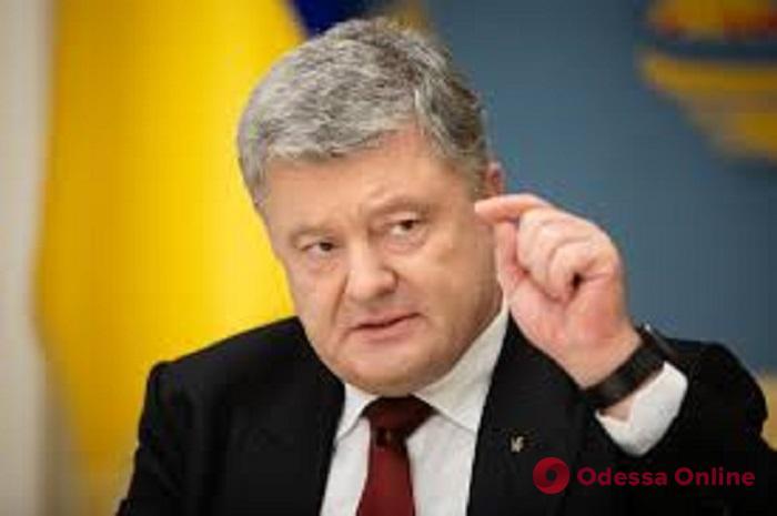 Порошенко едет в Одессу на заседание Совета регионального развития