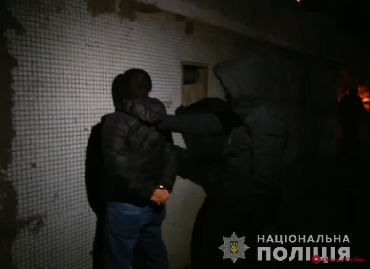 В Одесской области поймали на горячем домушников