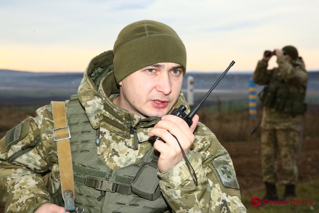 Из Одесской области выдворили нелегалов