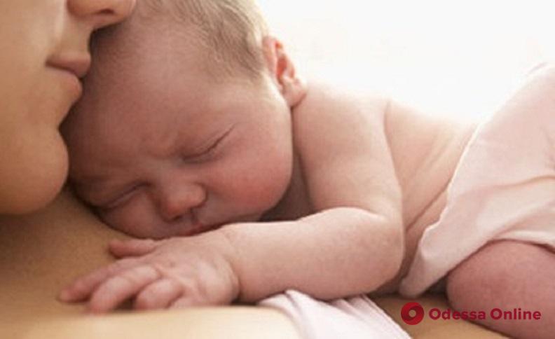 На прошлой неделе в Одессе родились четыре пары близнецов