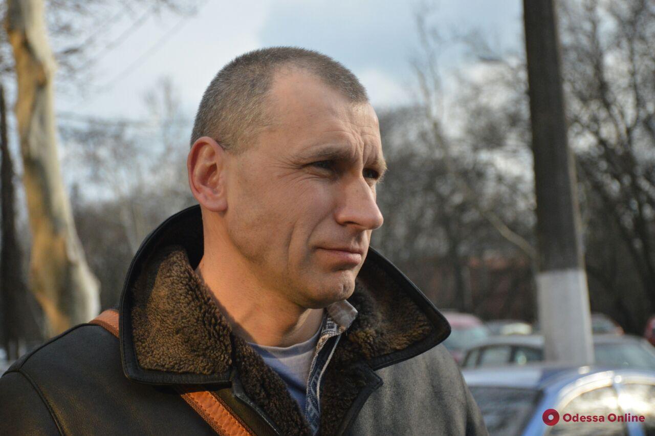 Поджог одесского «Космолота»: активисты отрицают свое участие