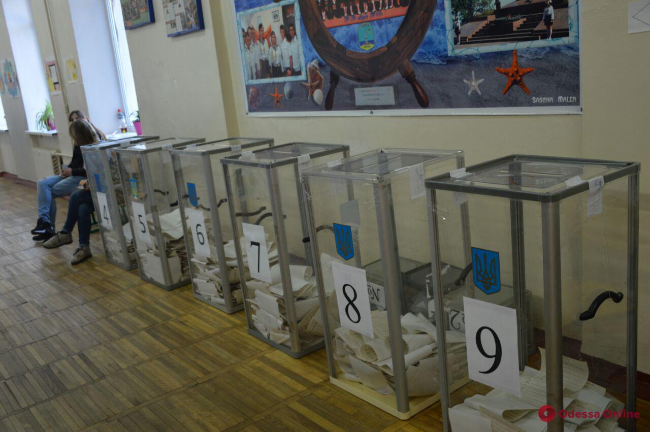 Голосование в Одесской области прошло без серьезных нарушений, — КИУ