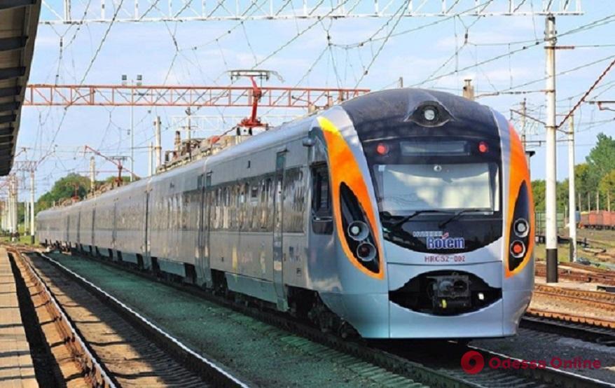 «Укрзализныця» назначила дополнительные поезда из Одессы на Пасху