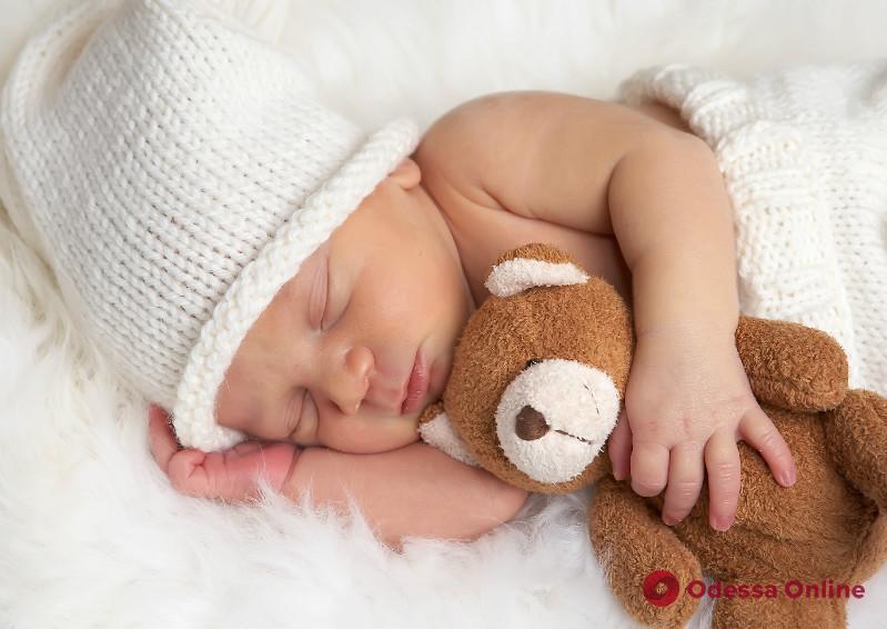 На прошлой неделе в Одессе родились 173 малыша