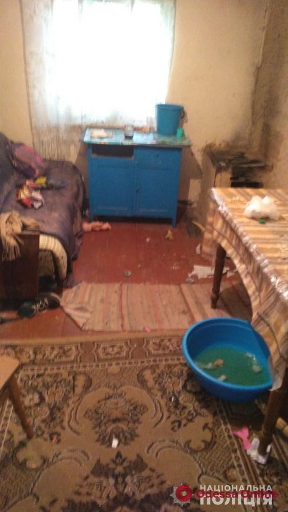 В Одесской области у безответственной матери отобрали трех детей