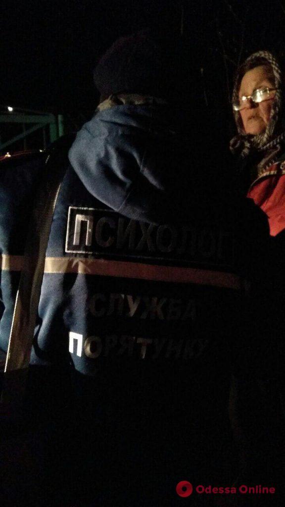 В Одесской области пожар унес жизнь ребенка