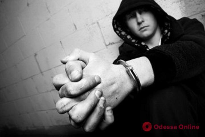 В Одессе почти на 20% уменьшилась детская преступность